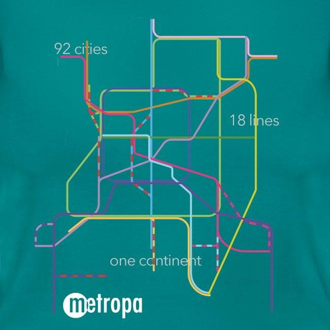metropa abstract black