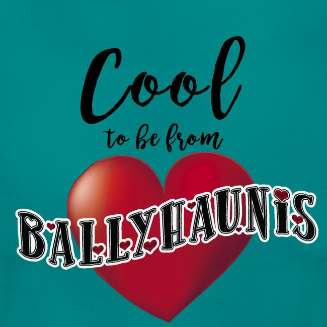 Ballyhaunis tshirt Recovered