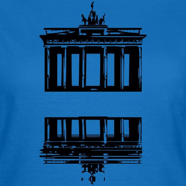 Berlin + freier Platz -> zum einschreiben - Slogan