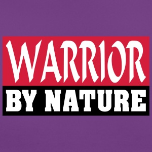 Warrior by Nature - Dame-T-shirt