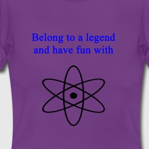 Be_a_legend - Dame-T-shirt
