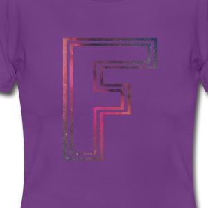 Fame Allstars Alphabet - Women's T-Shirt