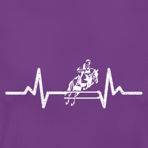horse riding - Women's T-Shirt