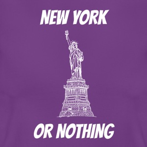 New York eller intet skjorte NY eller intet - Dame-T-shirt