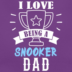 Snooker Dad - Dame-T-shirt