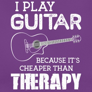 I PLAY GUITAR - Women's T-Shirt