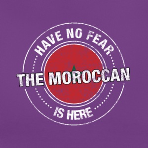 Have No Fear The Moroccan Is Here Shirt - Women's T-Shirt