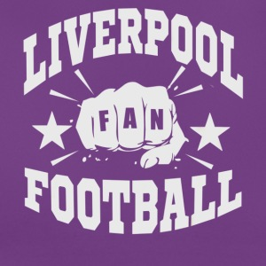 Liverpool_Fan - Dame-T-shirt