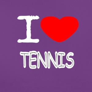 I LOVE TENNIS - Frauen T-Shirt