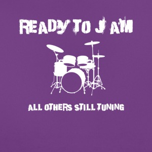 READY TO JAM - Frauen T-Shirt