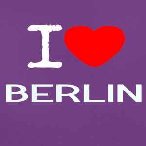 I LOVE BERLIN - Dame-T-shirt