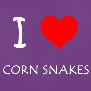 I Love CornSnakes - Frauen T-Shirt