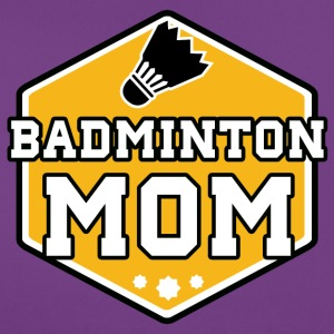 badminton Mom - T-shirt dam