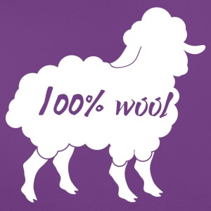 Sheep / farm: 100% Wool - Women's T-Shirt