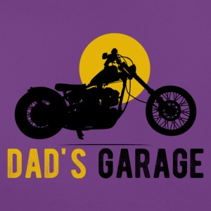 Dad's Garage · LogoArt - Frauen T-Shirt