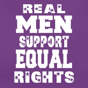 Real Men Support Equal Rights - Women's T-Shirt