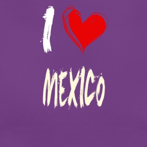I love mexico - Frauen T-Shirt