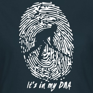 Hockey: It's in my DNA - Women's T-Shirt