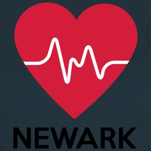 heart Newark - Women's T-Shirt