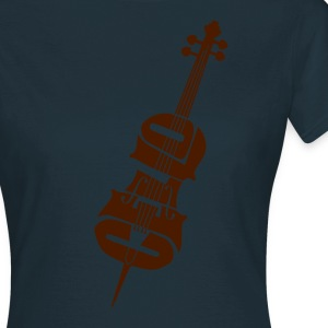 cello - Vrouwen T-shirt