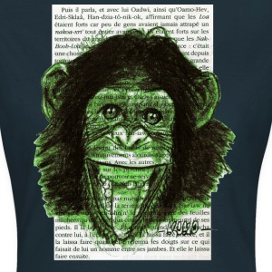 GREEN MONKEY - Women's T-Shirt