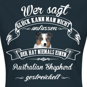 Australian Shepherd Happiness - T-shirt dam