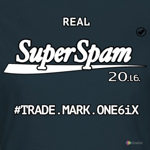 onesix spam - Women's T-Shirt