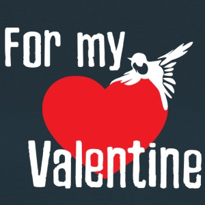 For my valentine - Women's T-Shirt