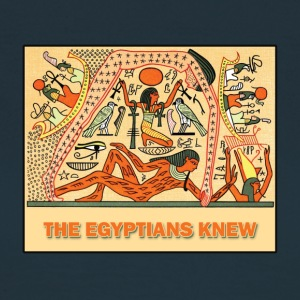 THE EGYPTIANS KNEW - Women's T-Shirt