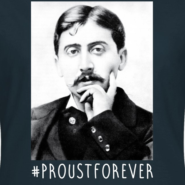 # Proust For Ever White
