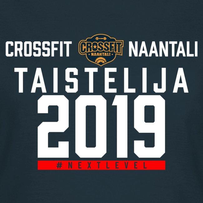 CF Naantalin virallinen huppari 2019