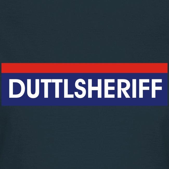 DUTTLSHERIFF