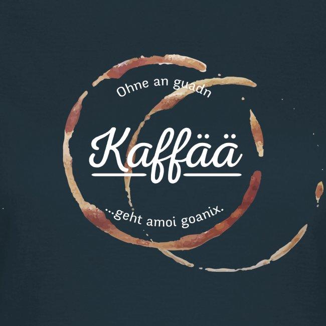 Vorschau: A guada Kaffää - Frauen T-Shirt