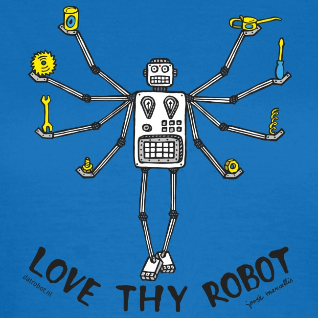 Dat Robot: Love Thy Robot shiva Light