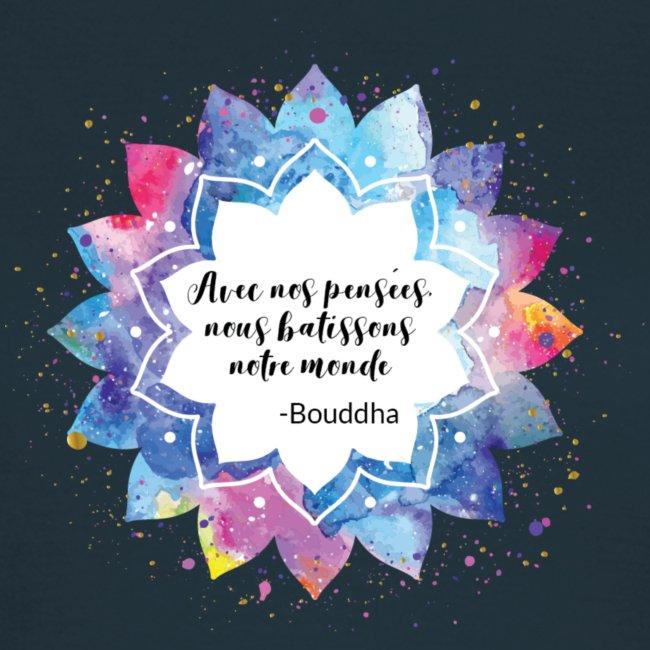 Citation positive de Bouddha