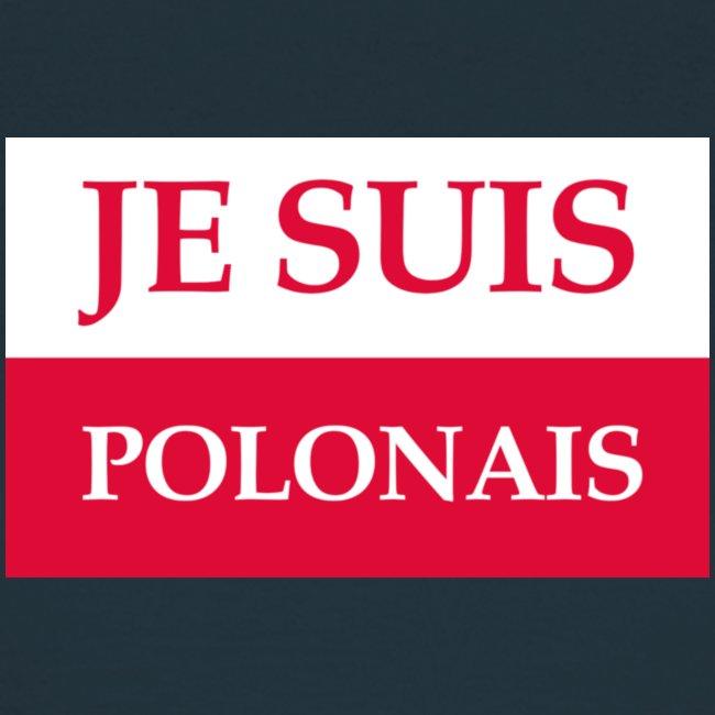 Je suis Polonais