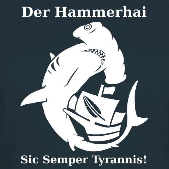 hammerhai weiß