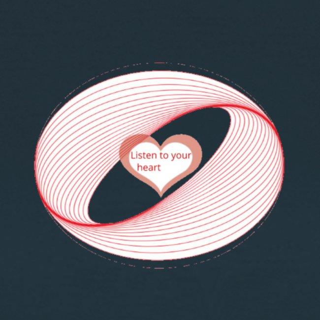 heart design -EDL-psy