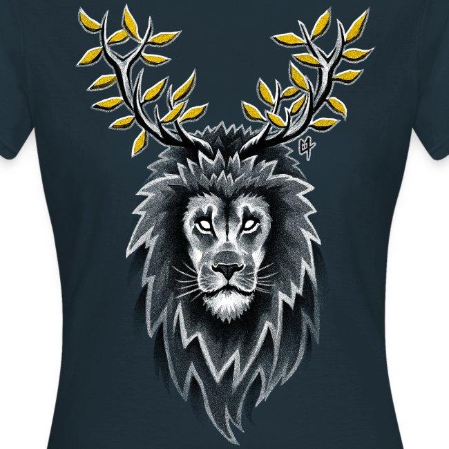 Deer Lion
