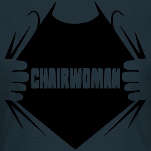 Rolstoel vrouw 002 - Vrouwen T-shirt