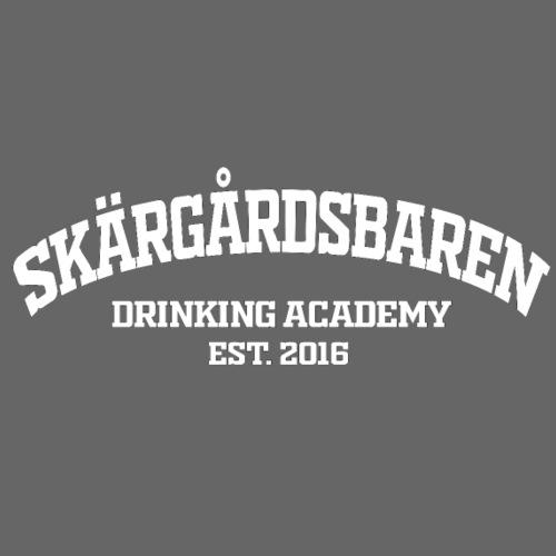 SB drinking academy White - Naisten t-paita