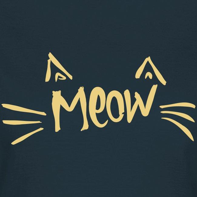 Vorschau: meow2 - Frauen T-Shirt