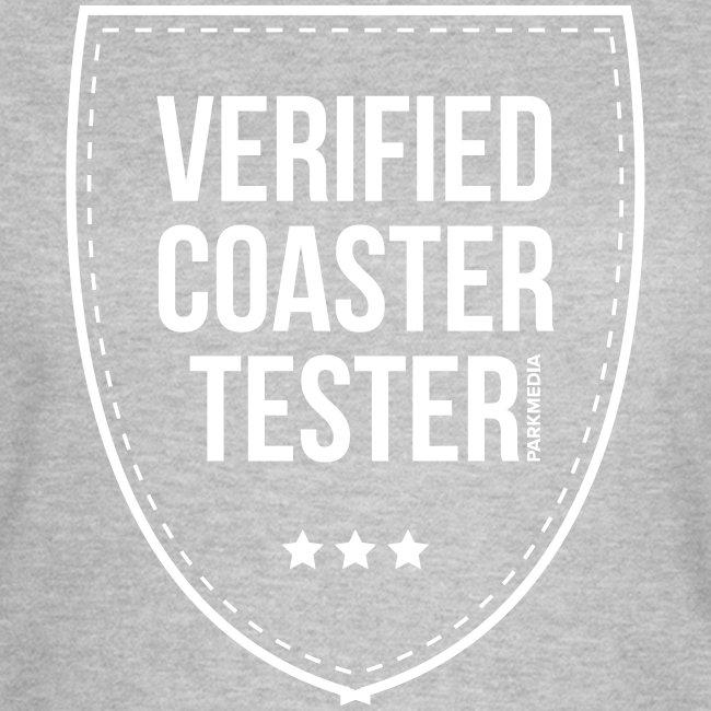 Badge CoasterTester vérifié