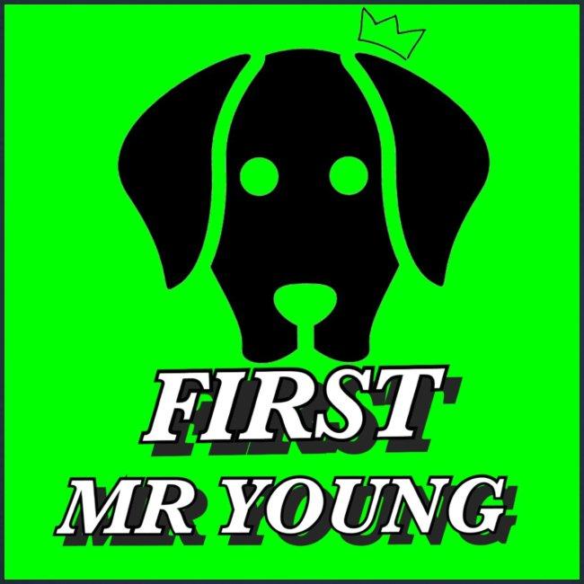 FIRST MR YOUNG CAP I RØD