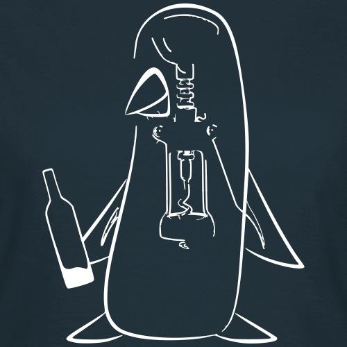 Tipsy Penguin - Vrouwen T-shirt