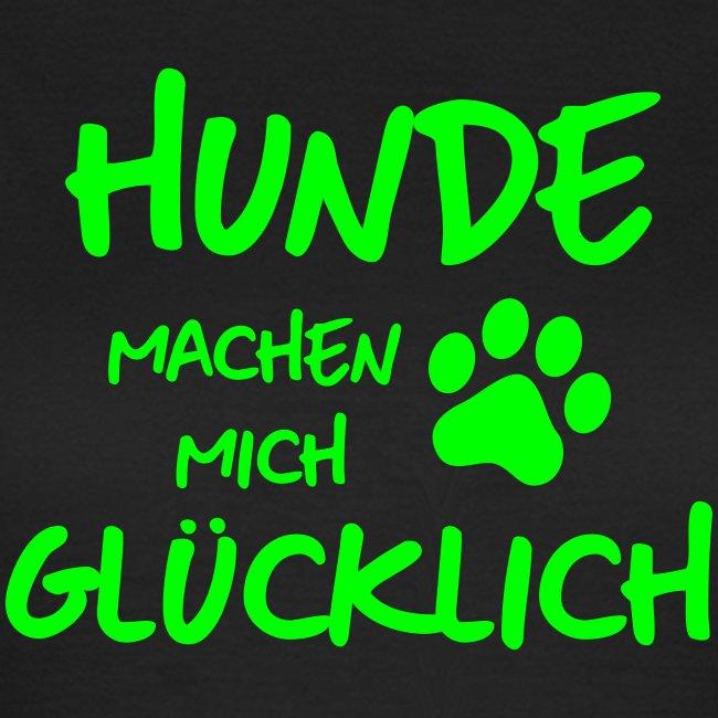 Vorschau: gluck - Frauen T-Shirt