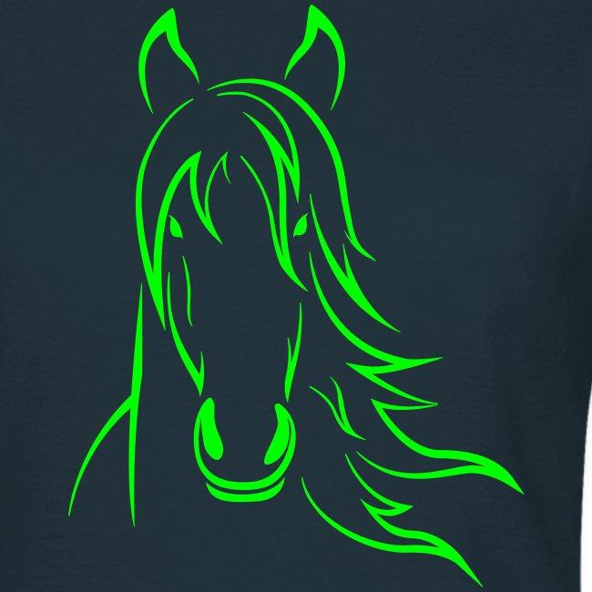 Vorschau: Horse - Frauen T-Shirt