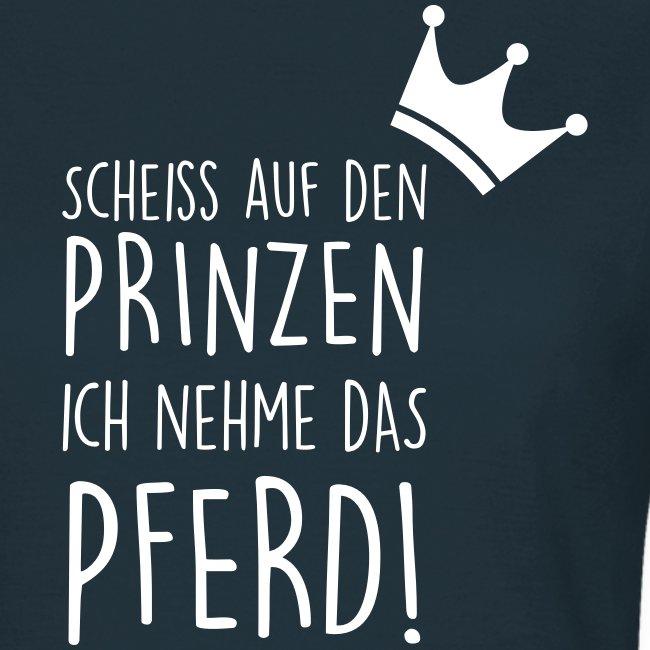 Vorschau: Prinz Pferd - Frauen T-Shirt