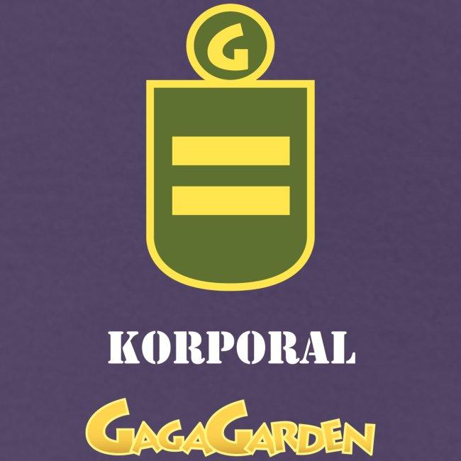 GagaGarden korporal