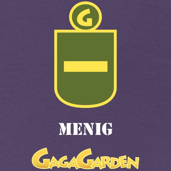 GagaGarden menig